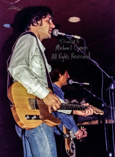 "Roger McGuinn & Gene Clark Bogart's Cincinnati, Ohio 4-15-78 *** Roger McGuinn & Gene Clark; Bogart's; Cincinnati; Ohio; 4-15-78; Any further use requires permission from the photographer; Michael Conen These photos were taken on print film, and then digitally scanned at 2000 dpi. All images viewed here are ""proofs"" of the negatives. Serious inquiries regarding further publication will be entertained. Please contact me with comments, questions, etc. at michaelconen@tutanota.com"