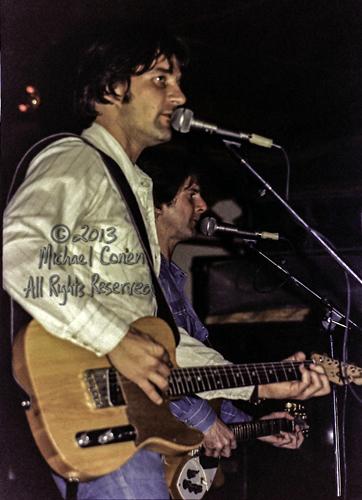 Michael Conen - [PROOF] Gene Clark with Telecaster & Roger McGui