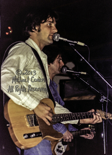 Michael Conen - [PROOF] Gene Clark with Telecaster & Roger McGui