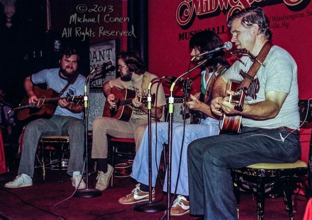 Michael Conen - [PROOF] Merle Watson, Cliff Miller, Michael Cole