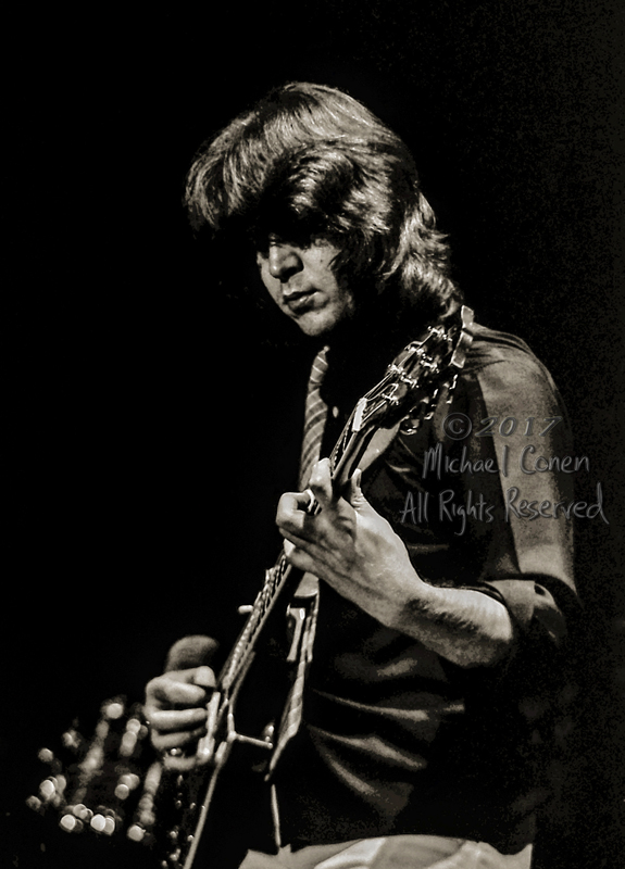 Michael Conen - [PROOF] Mick Taylor close riffing LG [Alvin Lee