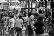 Jil Thorp & The Beat Boys Swiss Park Louisville, Kentucky 8-7-82