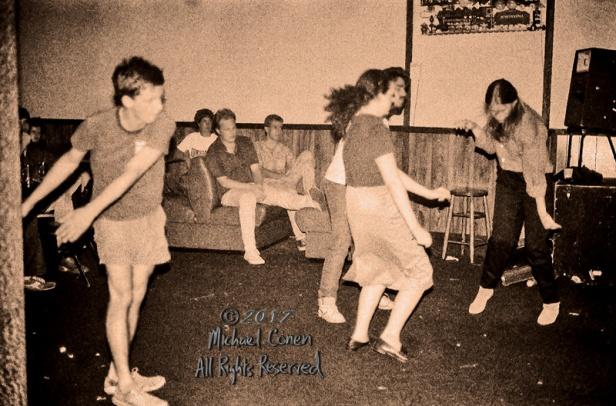 Michael Conen - [PROOF] dancing audience flash [Get Smart - Tewl