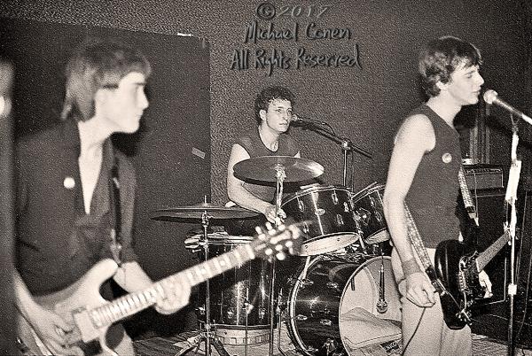 Michael Conen - [PROOF] guitarist, drummer & Chuck Baxter horizo