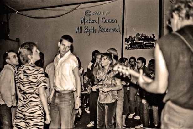 Michael Conen - [PROOF] Jil Thorp & the Beat Boys crowd horizona