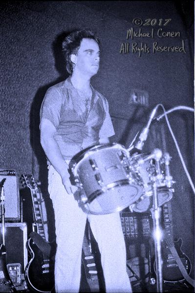 Lush Pyle & The Carpets Tewligan's Louisville, Kentucky 1982
