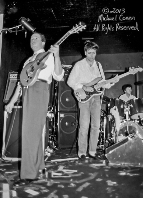Michael Conen - [PROOF] Rob Buck, John Lombardo on bass & Jerry