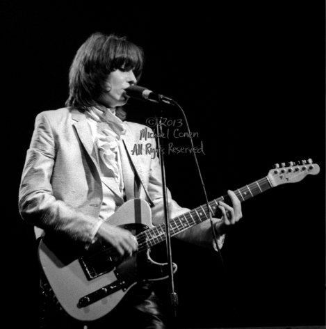 Michael Conen - [PROOF] Chrissie Hynde rhythm guitar and sings 2