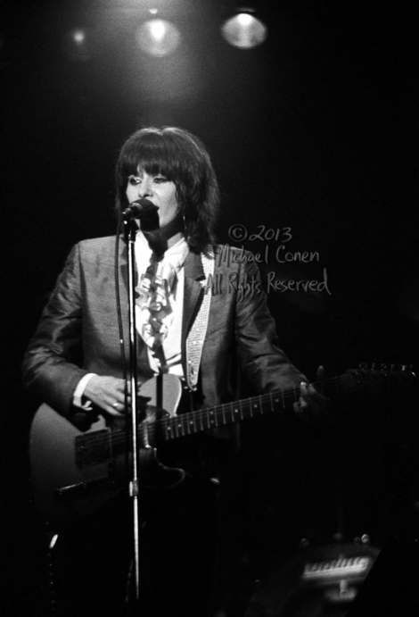 Michael Conen - [PROOF] Chrissie Hynde under the lights LG [The