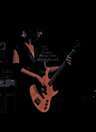 The Pretenders Stanley Theatre Pittsburgh, Pennsylvania 9-26-81