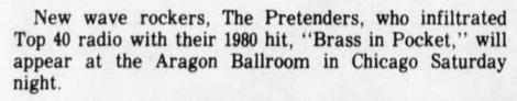 PRETENDERS BLURB - The_Pantagraph_Fri__Aug_21__1981_