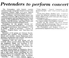 Pretenders Listing The_Daily_News_Journal_Sun__Aug_16__1981_ copy