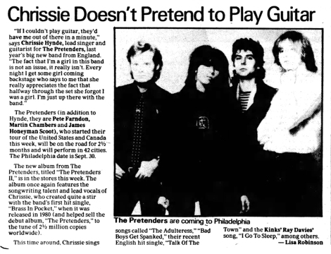 Pretenders article Philadelphia_Daily_News_Wed__Aug_12__1981_ copy