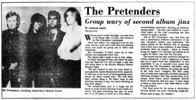 Pretenders article pt 1 Fort_Lauderdale_News_Sun__Aug_9__1981_ copy