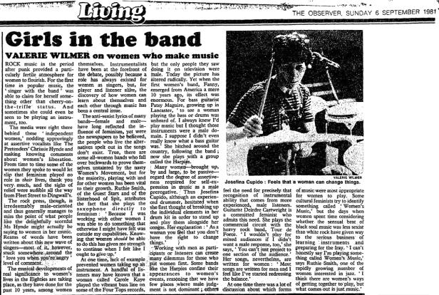 Pretenders women in rock The_Observer_Sun__Sep_6__1981_ copy