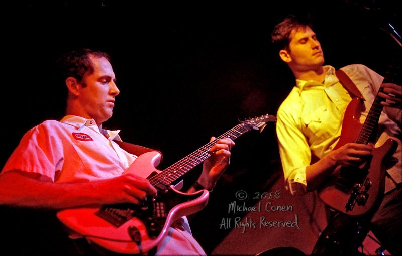 Michael Conen - [PROOF] Henry Kaiser & Bob Adams horizontal LG [