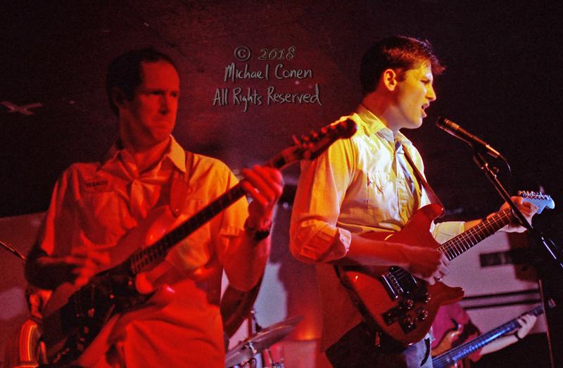 Michael Conen - [PROOF] Henry Kaiser & Bob Adams horizontal no 5