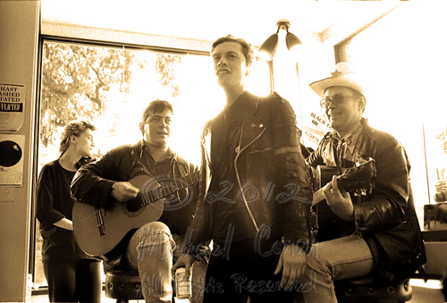 Michael Conen - Acoustic group bright 8 [The Mekons - Reckless R