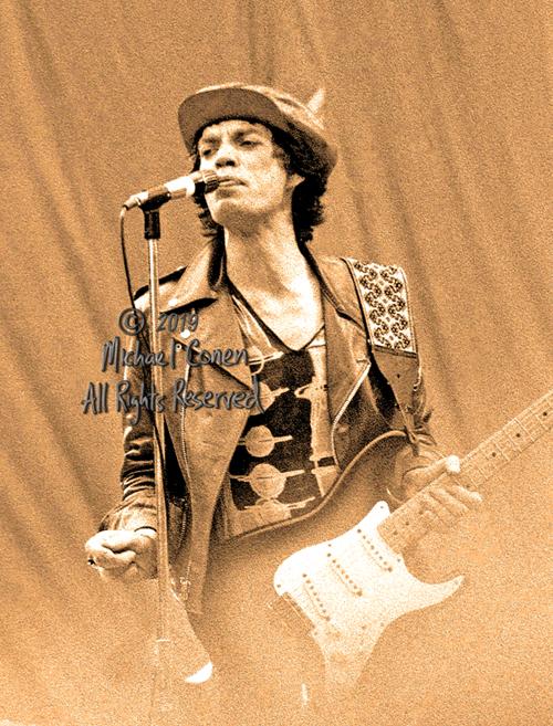 Michael Conen - [PROOF] Mick Jagger & Strat (post) SM [The Rolli