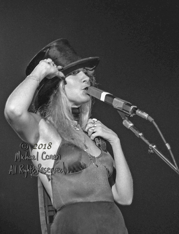 Michael Conen - [PROOF] Stevie Nicks with top hat vertical LG [F