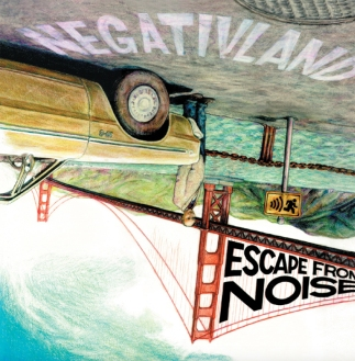 Negativland - Escape From Noise cvr image