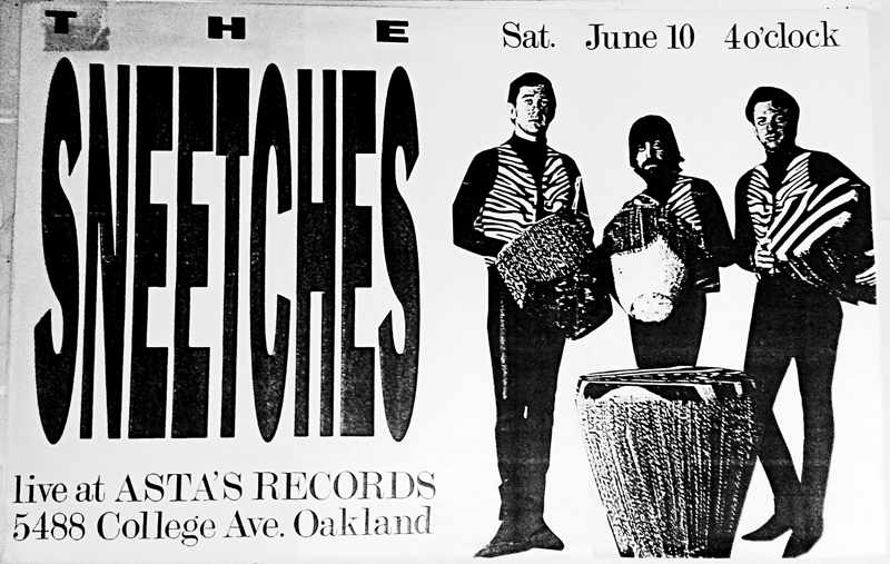 Sneetches at Asta's flyer [6-10-8?]