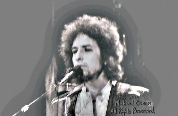 Michael Conen - [PROOF]   Bob Dylan closeup LG HiPass [Bob Dylan
