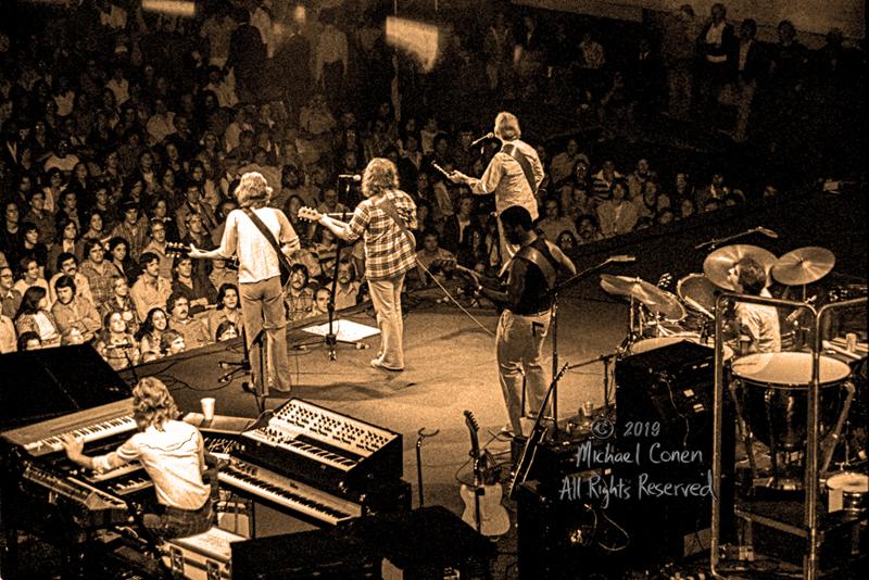 "CSN Rupp Arena Lexington Kentucky ""Where Were You?"" Michael Conen George ""Chocolate"" Perry Craig Doerge"